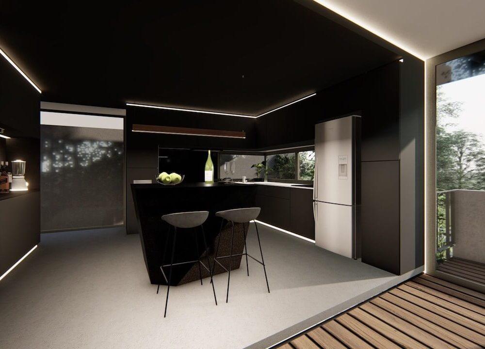 Kitchen - Bar