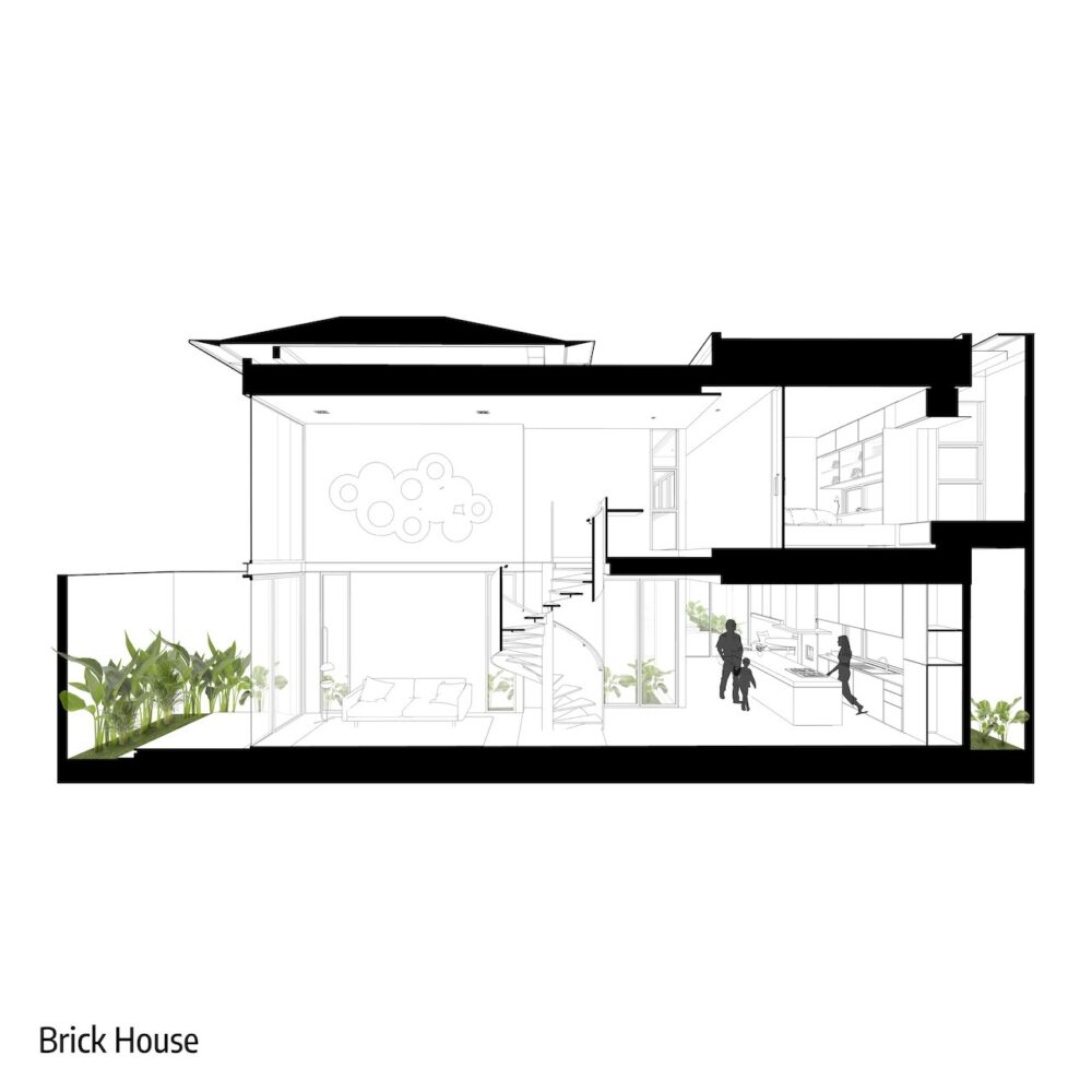 Perspective Section Brickhouse 14.10.20
