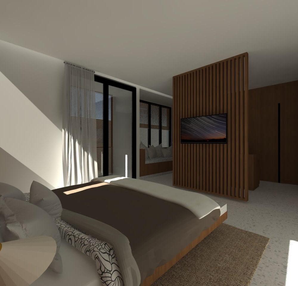 kamar utama 2